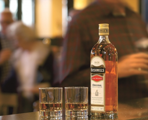 Bushmills Irish whiskey tour