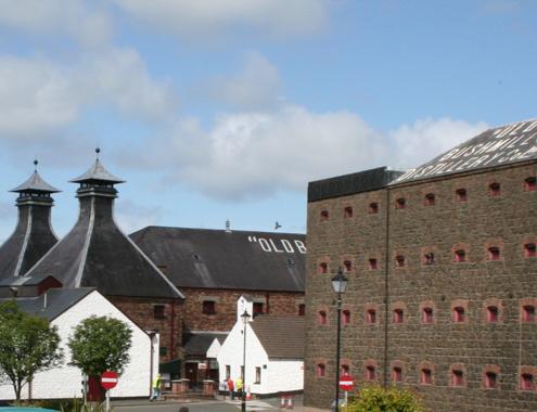 Old Bushmills Distillery Tour