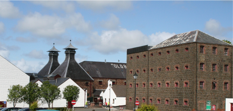 Old Bushmills Distillery Tour