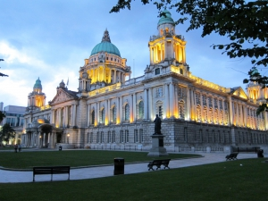 Belfast Sight Seeing Tour