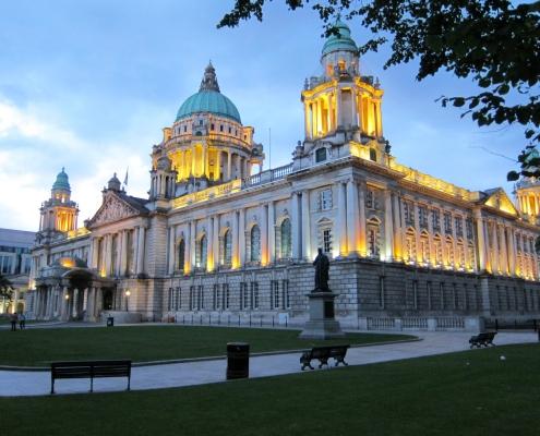 Belfast Sight Seeing Tour